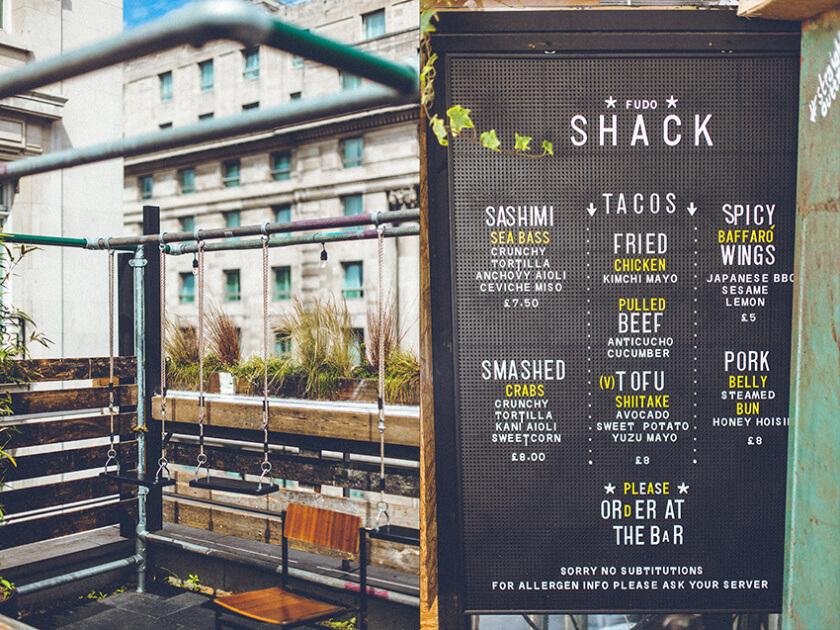 shack bar