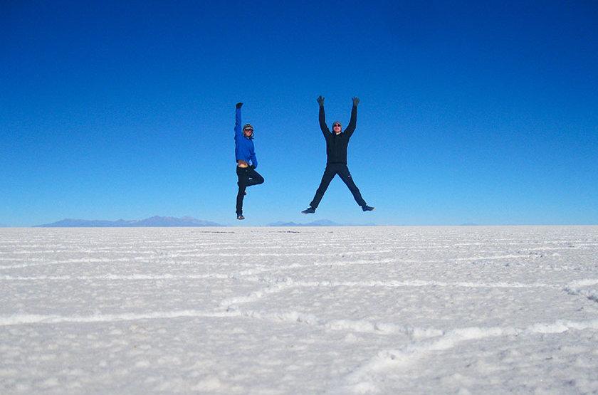 Couples who travel and blog: Sam & Zab