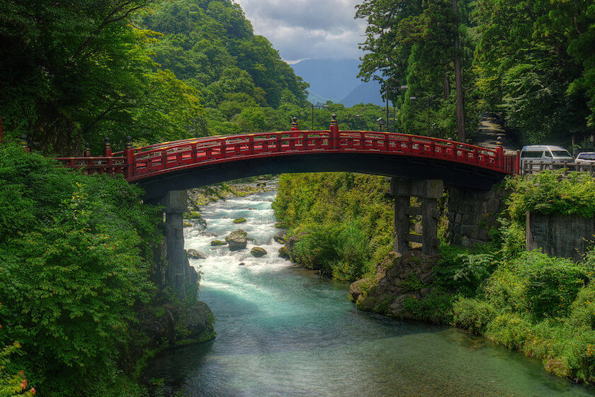 If you're looking for a day trip or weekend getaway from Tokyo to see the fall colors of Japan, look no further than Nikko!