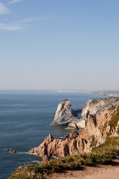 Cabo da Roca Day Trip Lisbon Portugal Edge Europe Westernmost Point