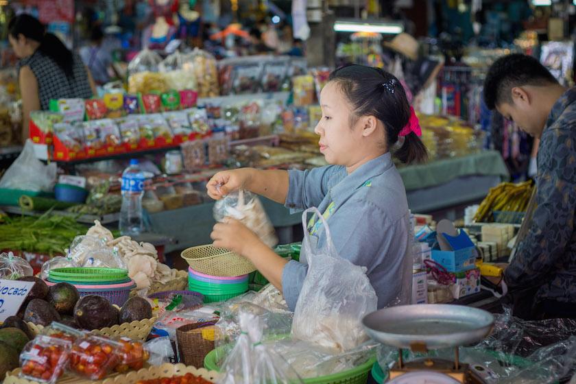 Chiang Mai Vegetarian Food Guide Northern Thai Tour Vegetarian