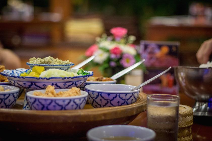 Chiang Mai Vegetarian Food Guide Northern Thai