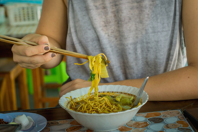 Khao Soi Curry