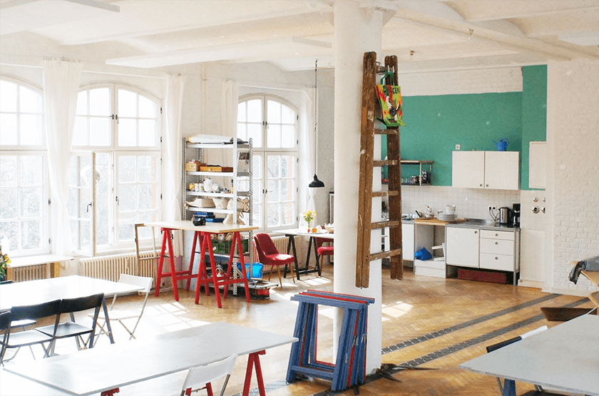 Top 10 Places in Berlin to Work from your Laptop