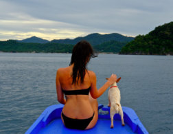 About Quitting, Winning & Solo Travel