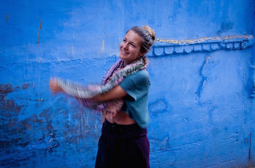 Travelette of the Month: Vanessa Graf