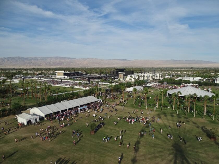 Step aside Coachella and Burning Man - there is another music festival rocking our world, and it's the Desert Trip Festival in California!