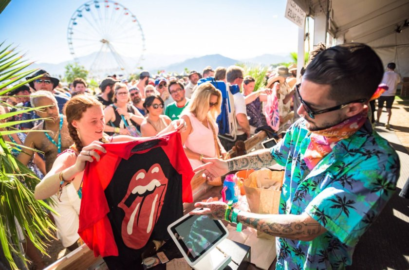 The Desert Trip Festival - A cross-generational Happening