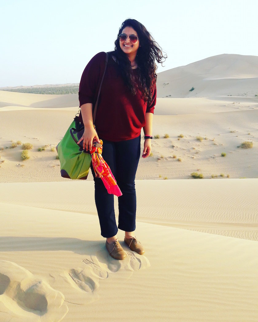 You might have a very clear image of Abu Dhabi in your mind - but this guest bloggers set out to debunk some myths about female solo travel in Abu Dhabi!