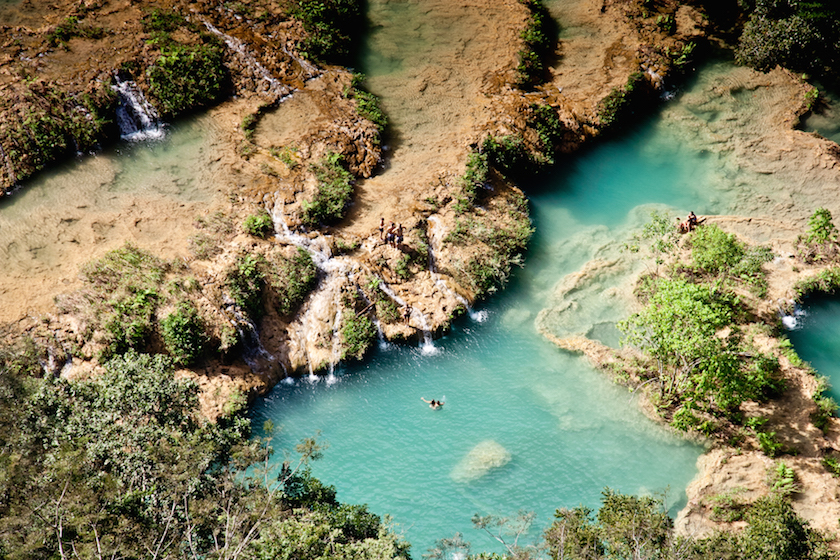 200 Ways To Make 2017 Your Best Travel Year Yet Semuc Champey Guatemala