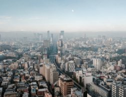 Skylines and Apps: Lost and found in Tokyo