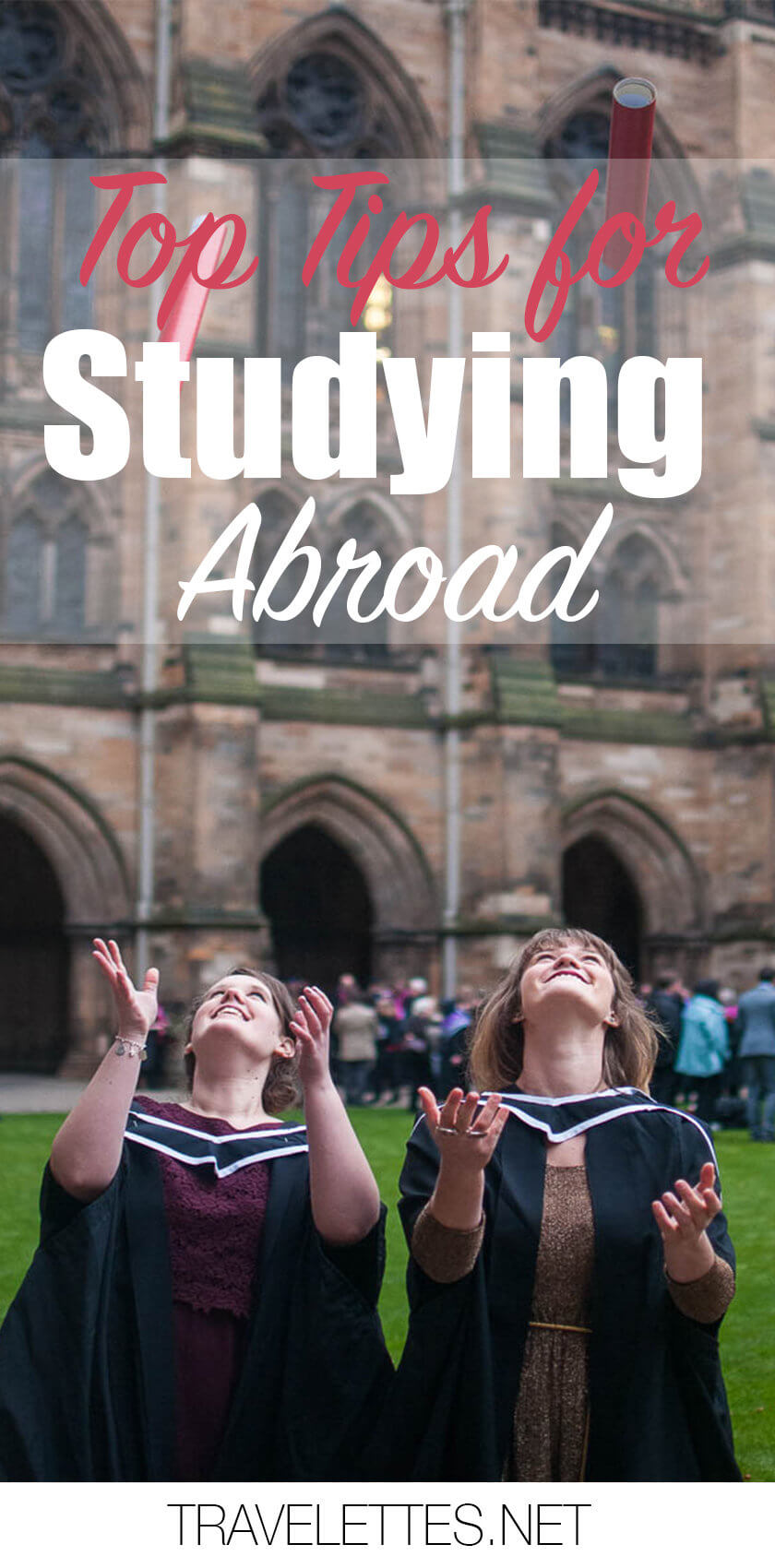 Studying abroad and moving for university can seem like a daunting idea, but with out tried-and-true top tips nothing should stand in your way!