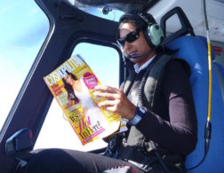 I'm a Female Helicopter Pilot in Qatar and follow my Dream to Travel