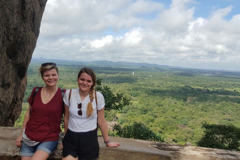 The benefits of exploring Sri Lanka with my Mom ... and the advantages of traveling anywhere with your mom!
