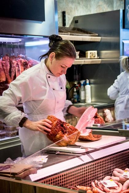 Riga Baltics Culinary Gastronomy Food Latvia Market