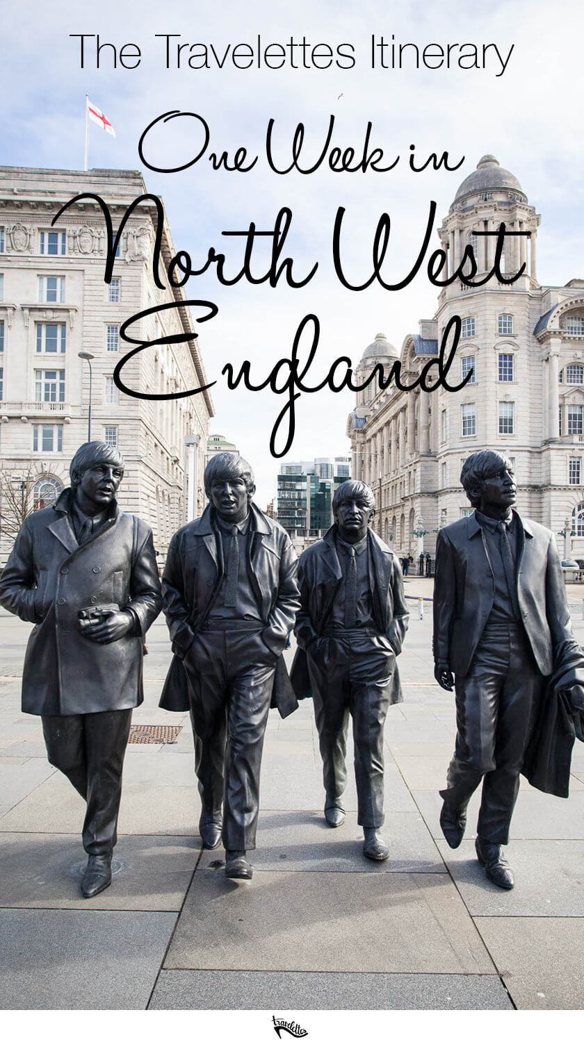 When you visit England, don't just stop in London. Exciting cities and jaw-dropping landscapes are waiting too - here is how to spend one week in North-West England.
