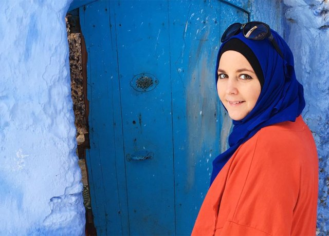 Travelette of the Month: Amanda Ponzio-Mouttaki, the original MarocMama