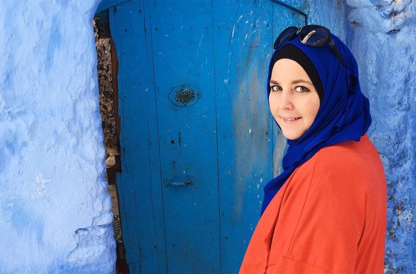 Travelette of the Month: Amanda Ponzio-Mouttaki, the original MarocMama