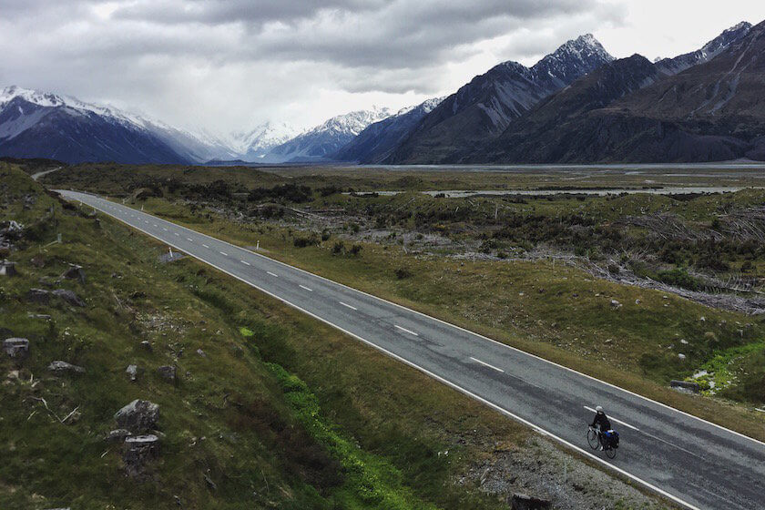 Never let anyone tell you that you can't do something! Here are the ten most important things I learned when I solo cycles around New Zealand.