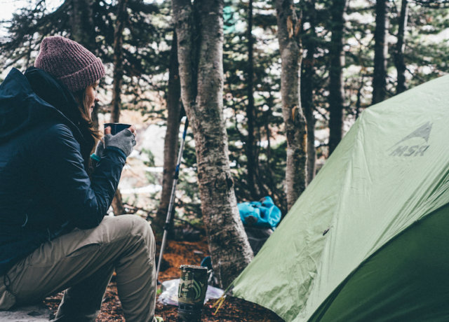 Camping Tips for First-Time Solo Campers