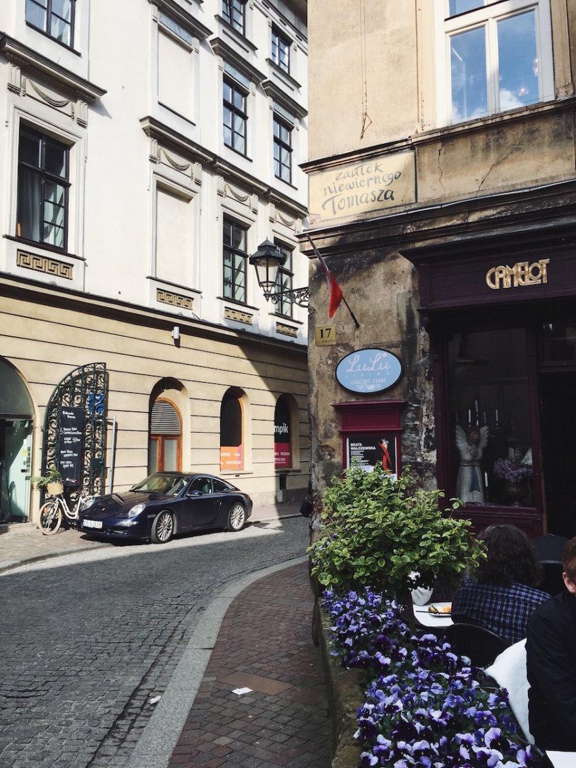 Cafe Camelot - Krakow