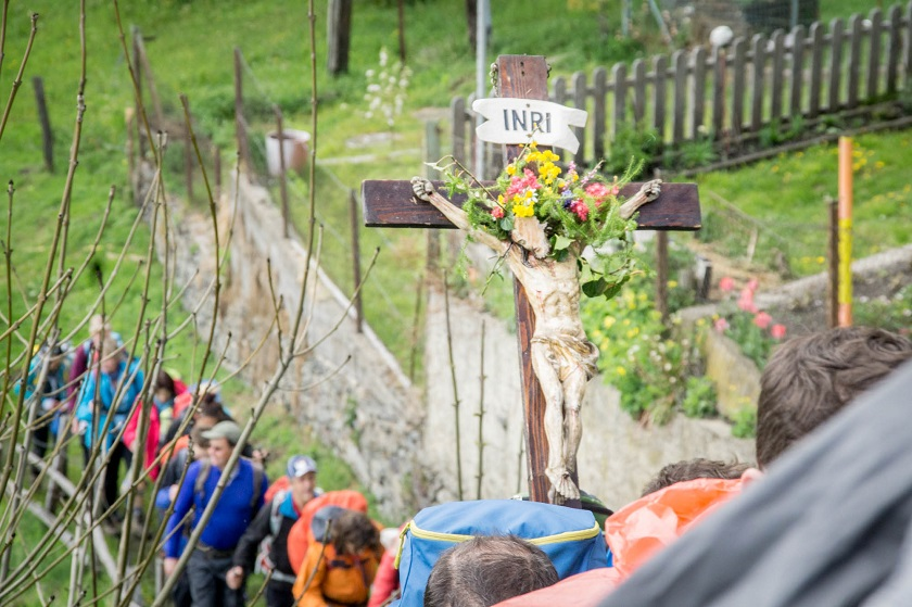 Pilgrimage Hiking Religion Spiritual Walk Austria Europe
