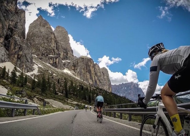 Beyond the valleys & the vineyards: Cycling in the Italian Alps