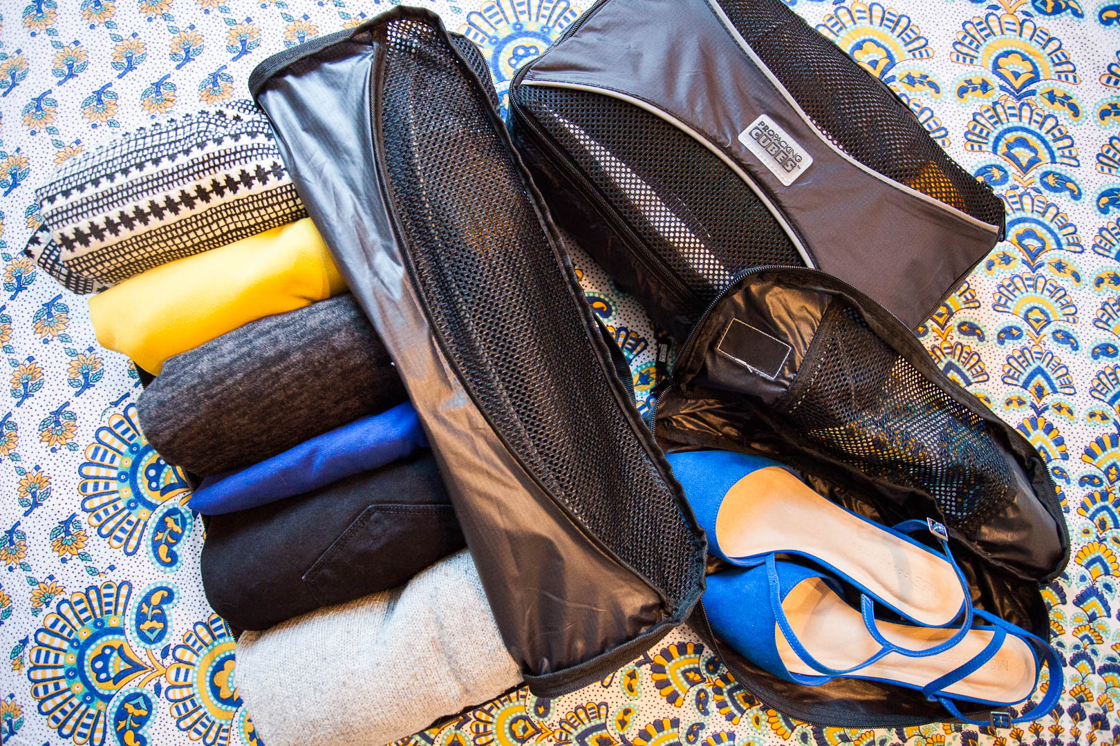 Packing is probably our least favorite thing about travel - but here are 10 packing tips that will help you packing like a pro!
