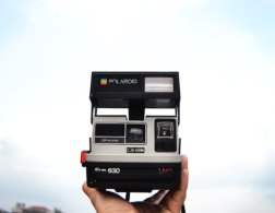 I love traveling with a Polaroid camera. Here's why you should too!