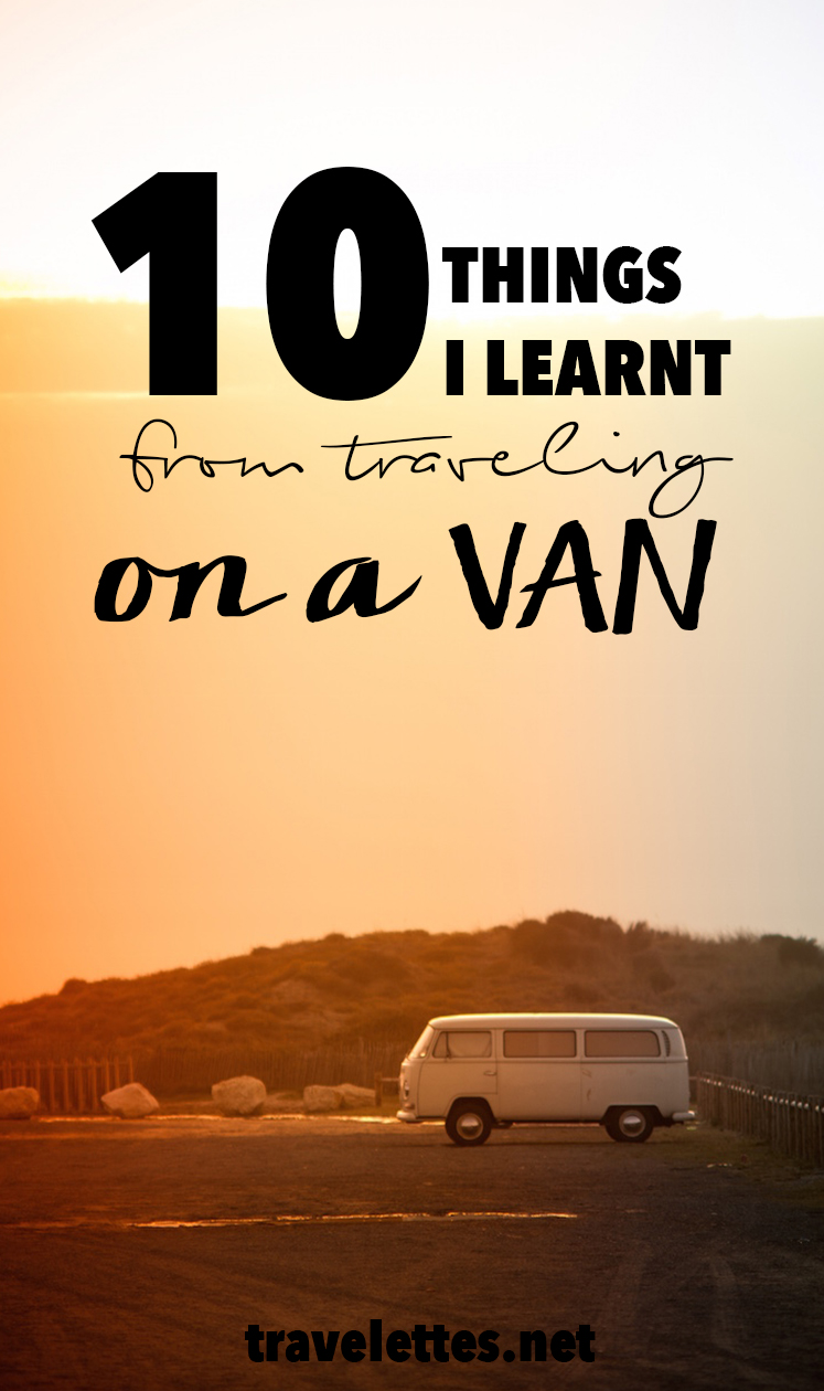 A road trip in New Zealand can teach you a lot of things - here are ten travel lessons to learn from traveling on a van. This is VANLIFE!