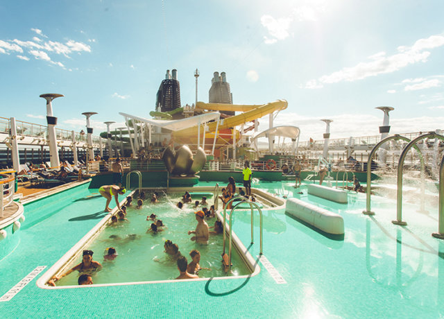 Travel Jobs: The Ups & Downs of Working on a Cruise Ship