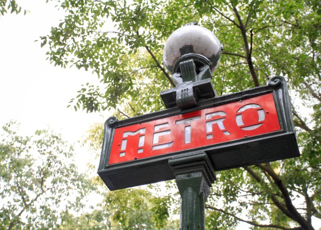 Skip the Metro: Paris is best explored by foot!