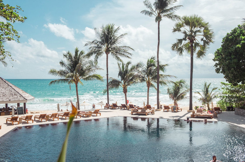 A Farewell weekend at The Surin, Phuket
