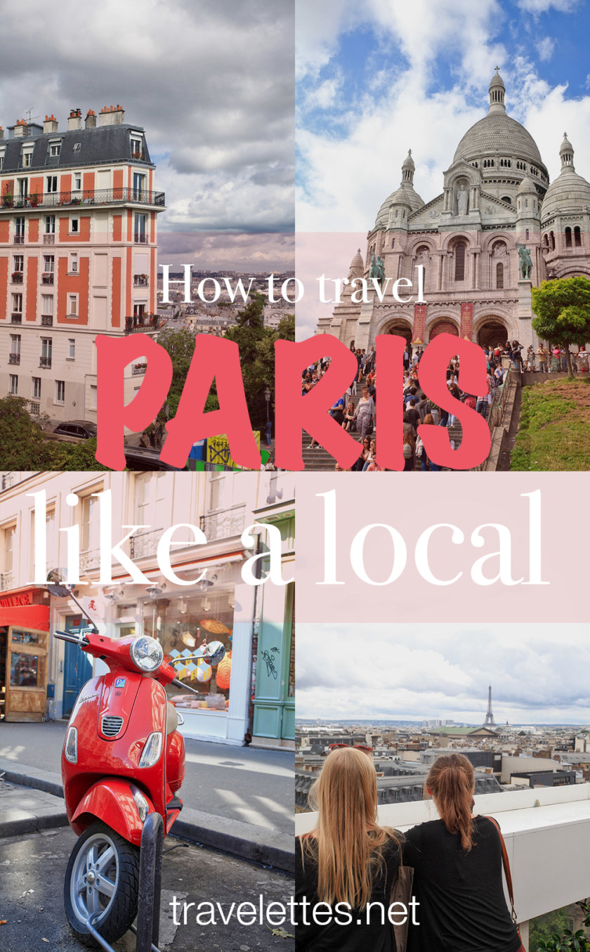We asked a bunch of local ladies for their top tips in Paris - and tried them right away! This is how to explore Paris like a local.