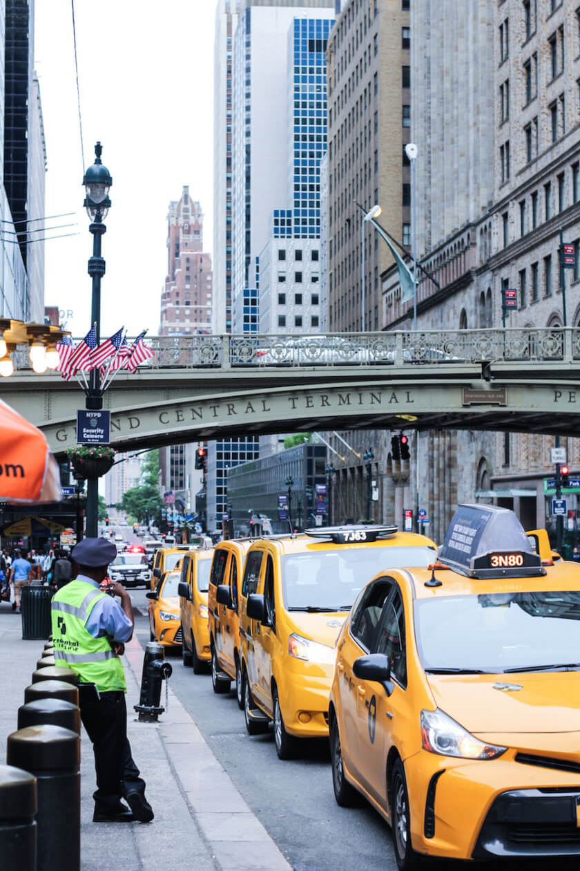 6 sights you have to see on your first trip to New York