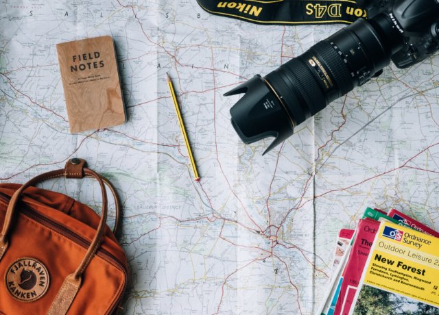 The ultimate packing list for a lifetime of travel