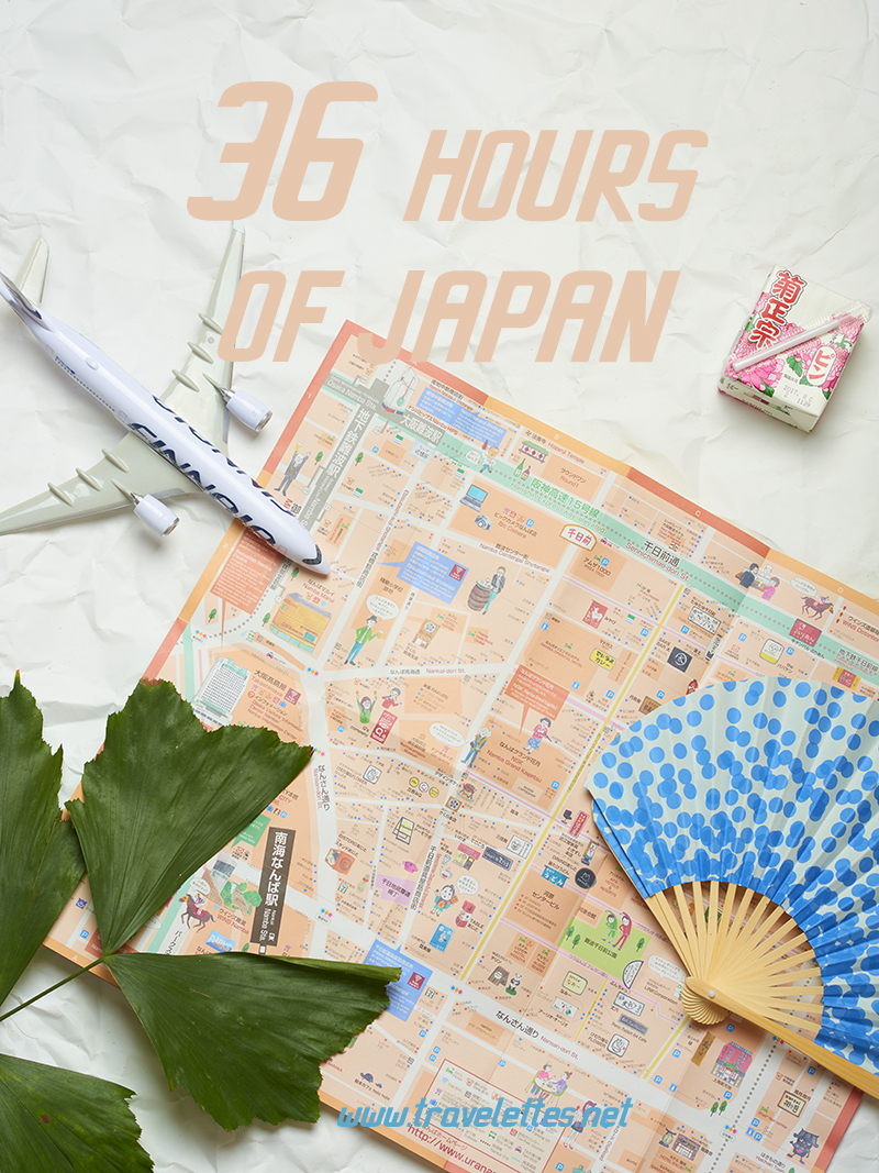 36 hours of Japan – 10 things I clicked with right away