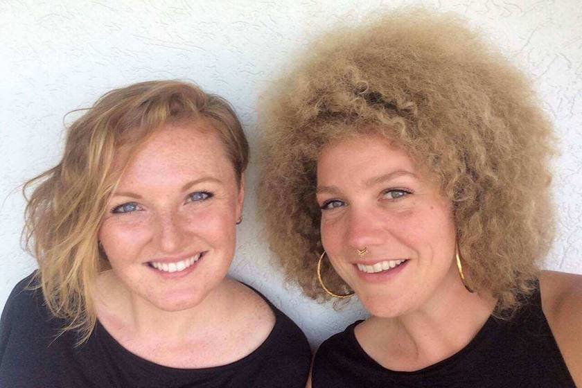 Travelettes of the Month: Helena & Marie from Cycle with Women