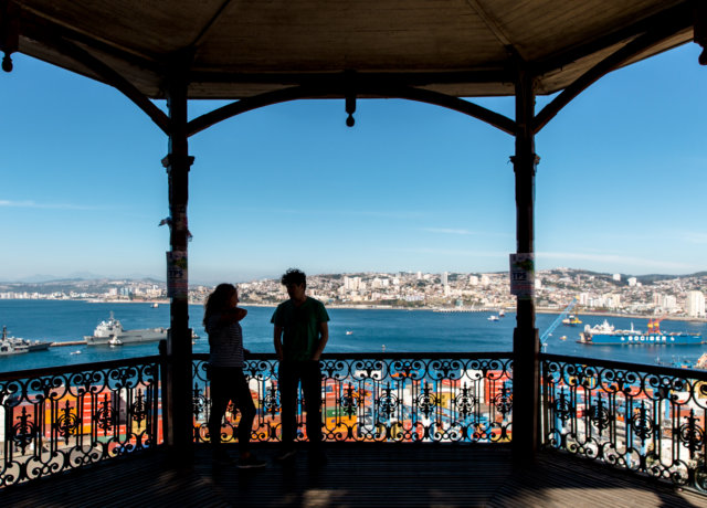 Photos which will whisk you away to Chile's Rainbow City of Valparaiso