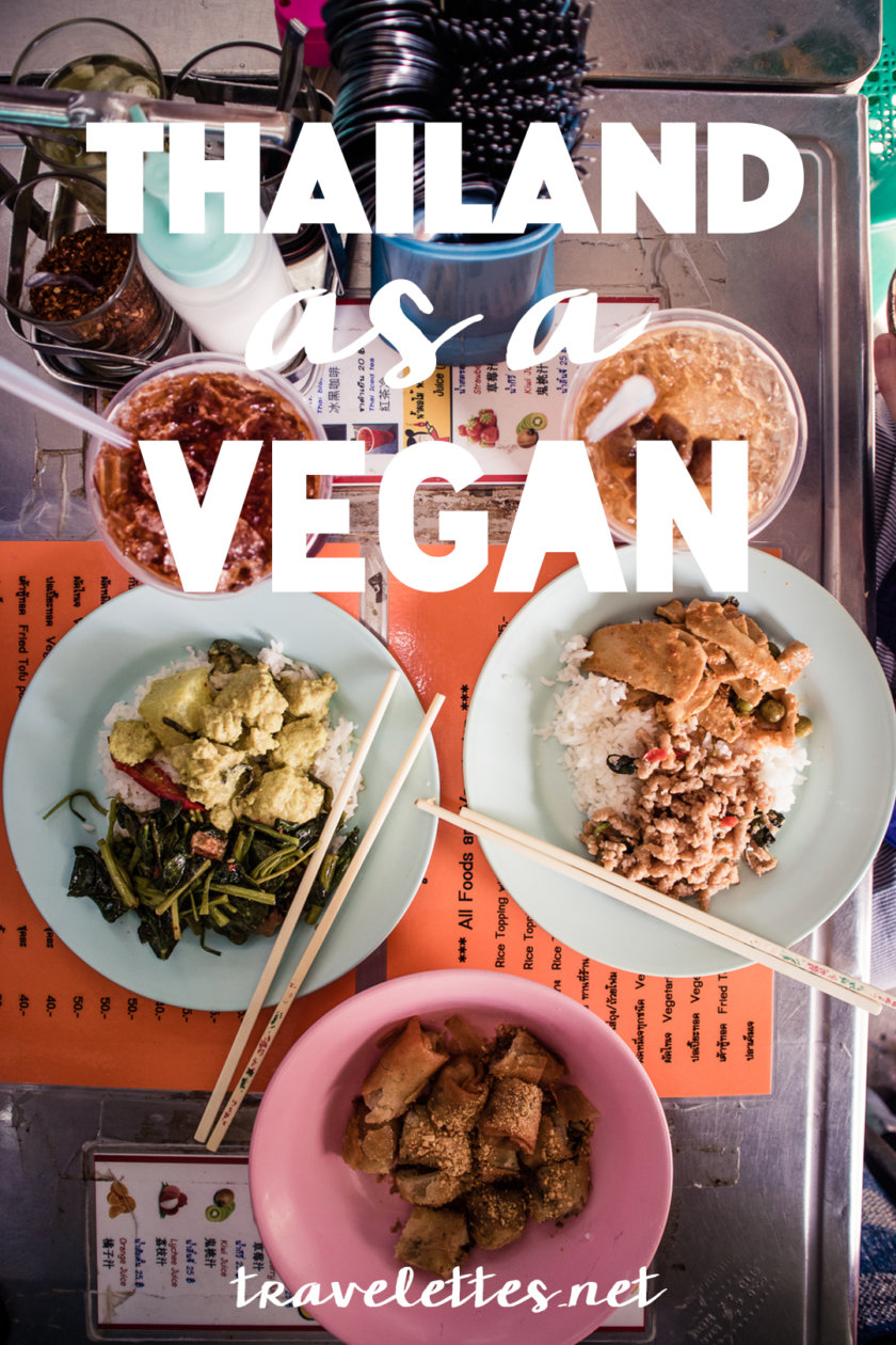 Traveling Thailand as a vegan requires a bit of preparation - here are some of the essentials to turn your vegan trip to Thailand into a full success!