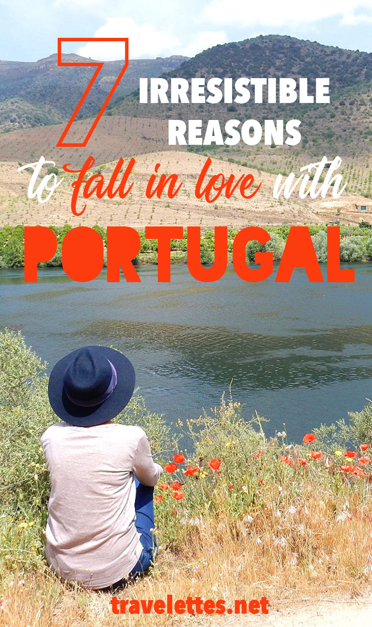 There are many reasons why you should visit Portugal: bustling cities, gorgeous beaches and the lovely locals will make you fall in love with Portugal!