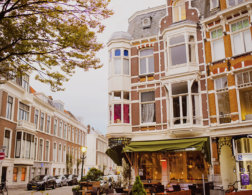 Hitting reset - A weekend in the Hague