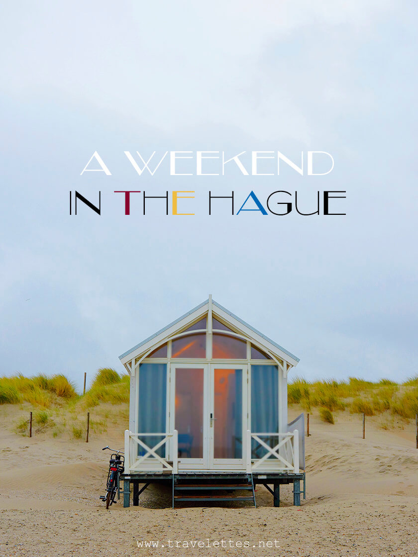 Hitting reset – A weekend in the Hague