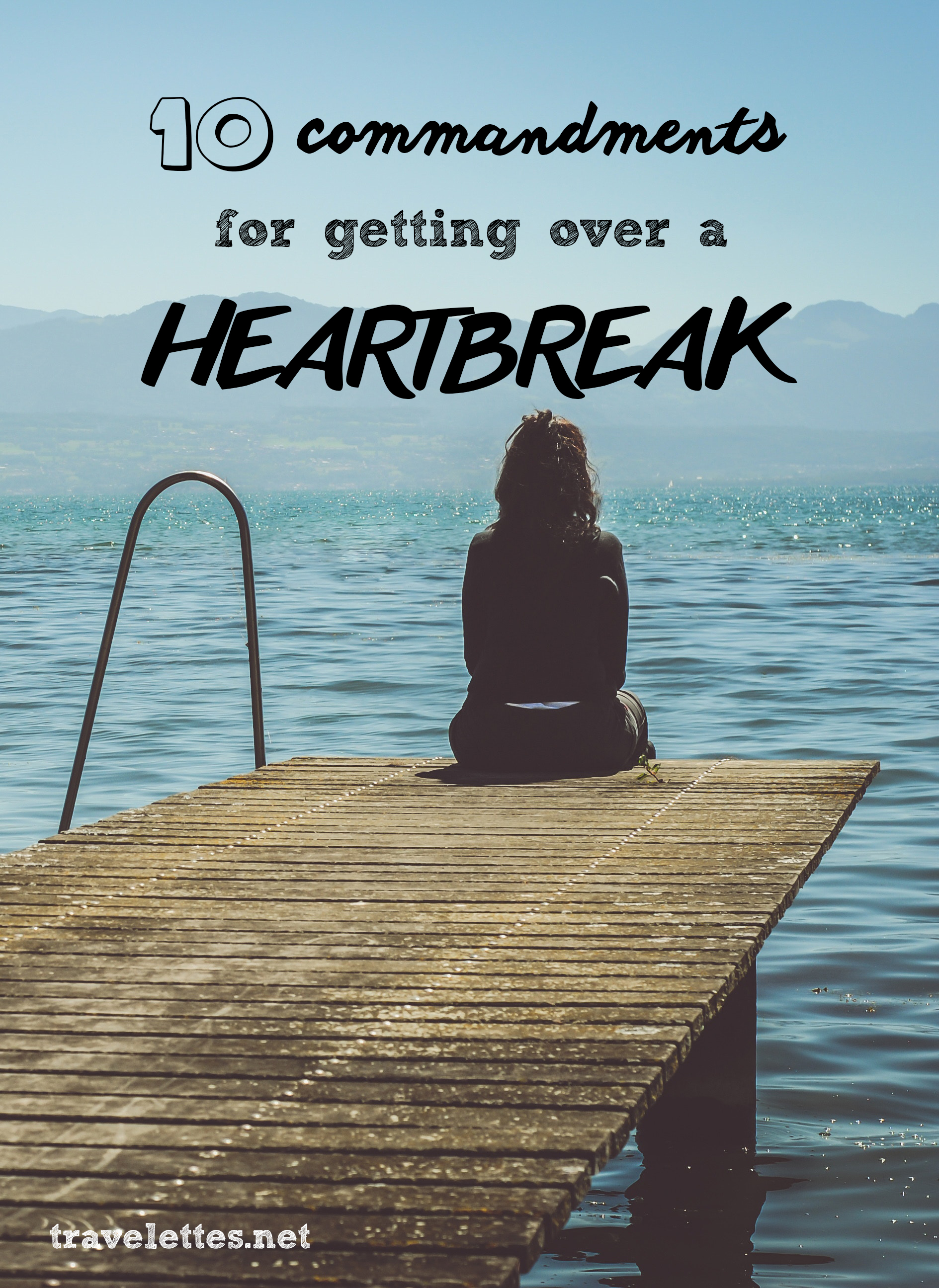 Heartbroken Pamper Yourself With A Massage  >> Travelettes 10 Commandments For Getting Over A Heartbreak