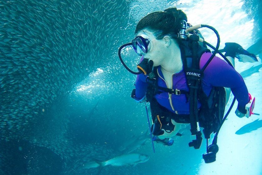 Your adventures are incomplete until you've tried scuba-dived. If you enjoy adventure, here are 5 reasons why this underwater activity is perfect for you!