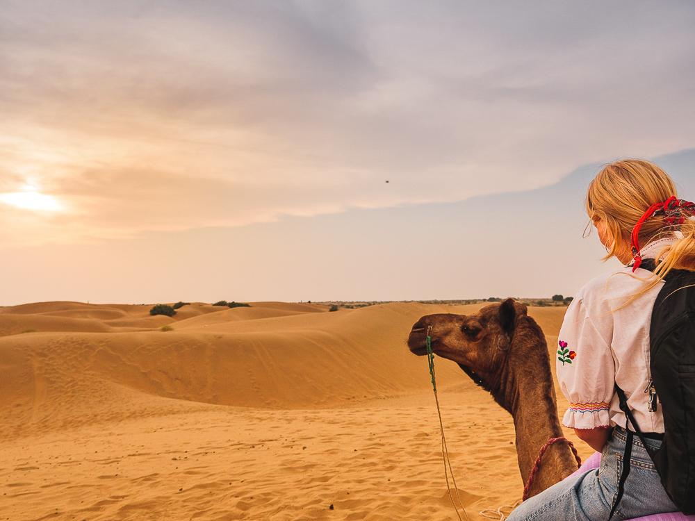 Jaisalmer - the desert city