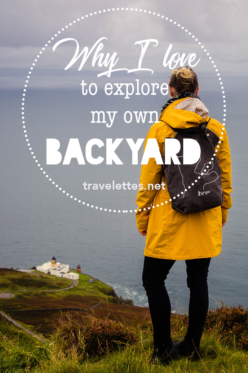 Why I Love Exploring My Backyard Instead of Traveling the World