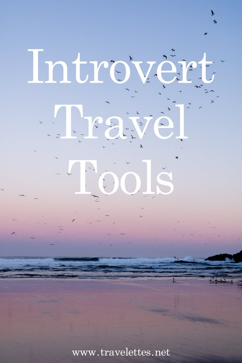 Introvert Travel Tools
