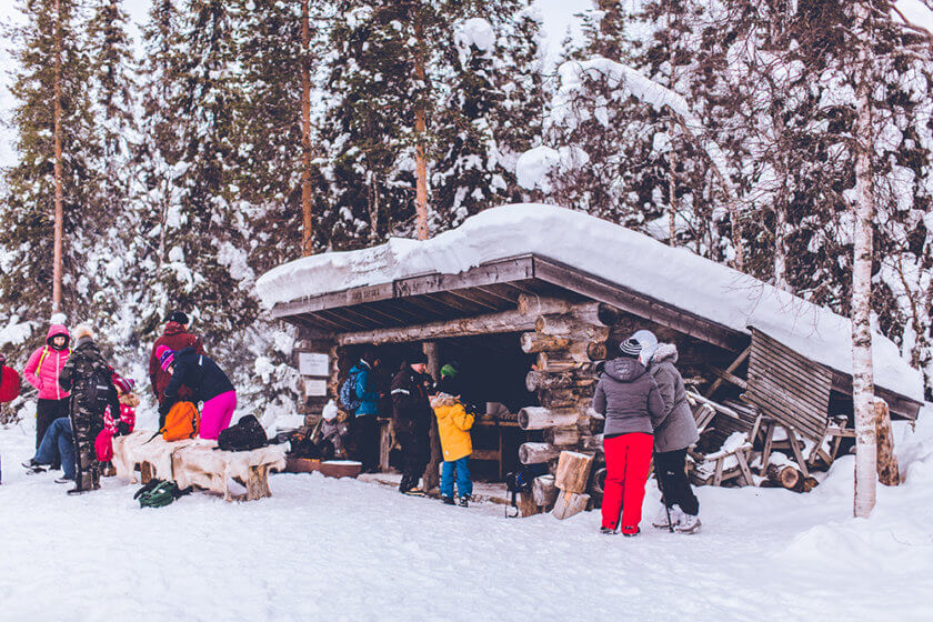 Finnish Lapland – Winter Wonderland and a paradise for the whole family