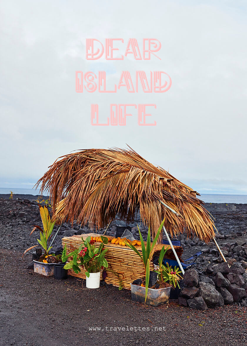 Dear island life – 5 favorite memories